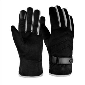 Driving Cycling Cold Weather Anti-Slip Gloves NEW